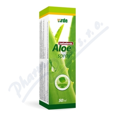 VIRDE SPOL.S R.O. Aloe Vera Spray 50ml