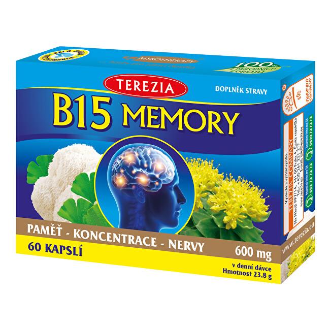 Zobrazit detail výrobku Terezia B15 Memory 60 kapslí