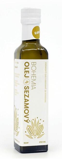 Zobrazit detail výrobku BohemiaOlej Sezamový olej 250ml