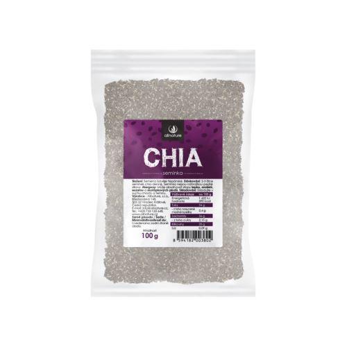 Zobrazit detail výrobku Allnature Chia semínka 100 g
