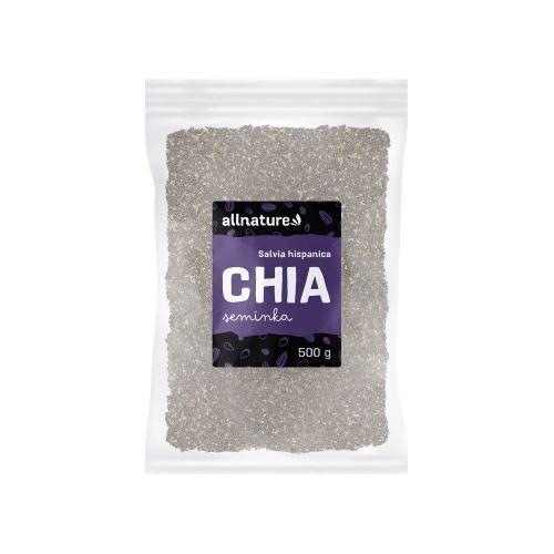 Zobrazit detail výrobku Allnature Chia semínka 500 g
