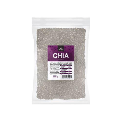 Zobrazit detail výrobku Allnature Chia semínka 1000 g