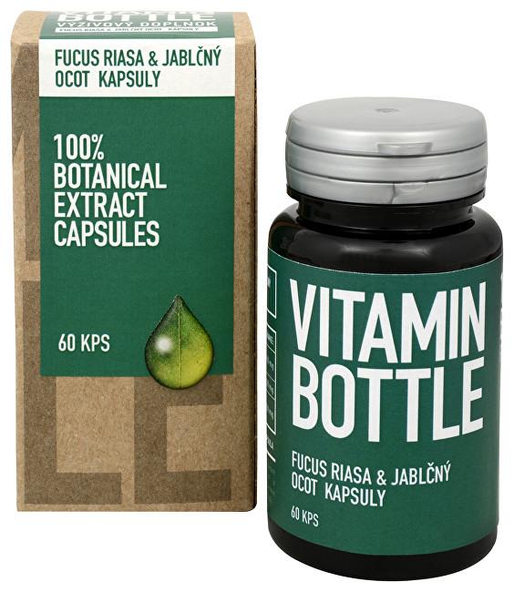 Zobrazit detail výrobku Vitamin Bottle Fucus řasa a jablečný ocet 60 kapslí