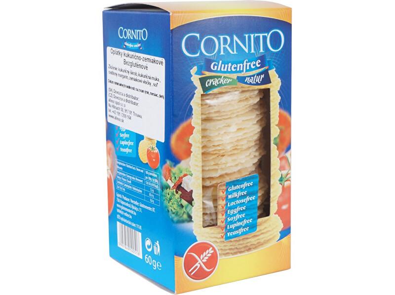 Zobrazit detail výrobku Cornito Krekry slané bezlepkové 60g