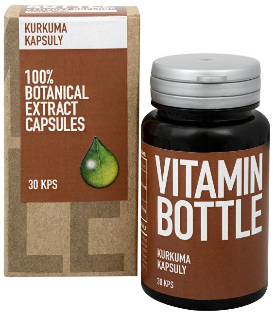 Zobrazit detail výrobku Vitamin Bottle Kurkuma 30 kapslí