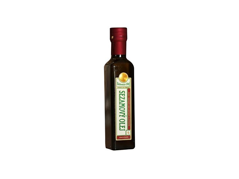 Zobrazit detail výrobku BohemiaOlej Sezamový olej 100ml