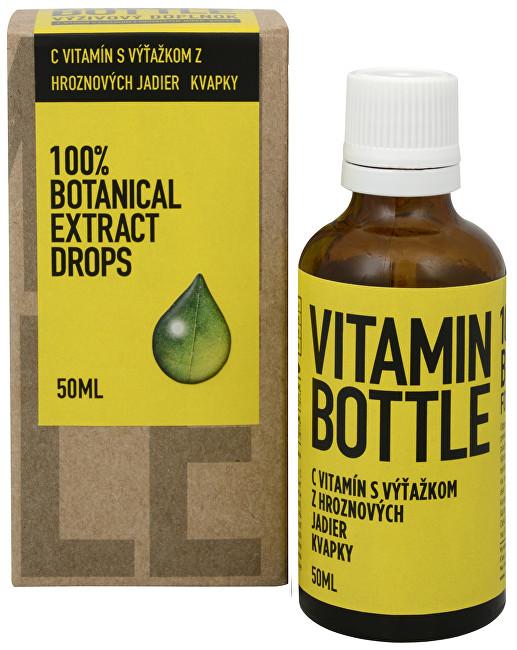 Vitamin Bottle Vitamín C s výtažkem z hroznových pecek 50 ml