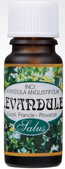 Zobrazit detail výrobku Saloos 100% přírodní esenciální olej pro aromaterapii 10 ml Levandule