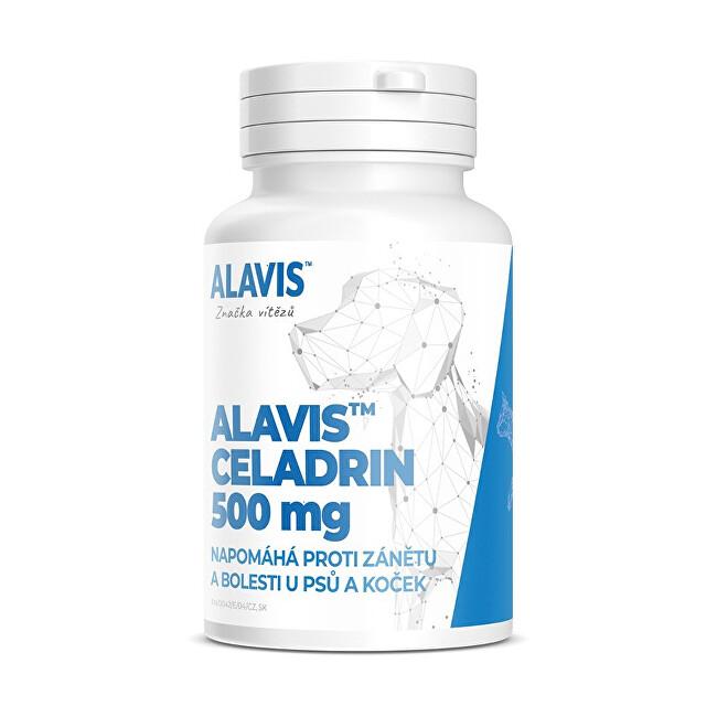 Zobrazit detail výrobku Alavis ALAVIS™ Celadrin 500 mg 60 kapslí