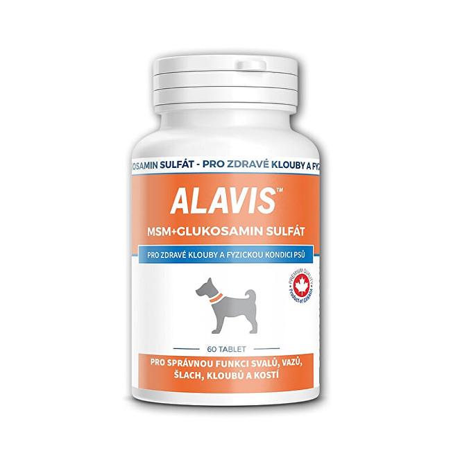 Zobrazit detail výrobku Alavis ALAVIS™ MSM + Glukosamin sulfát 60 tbl.