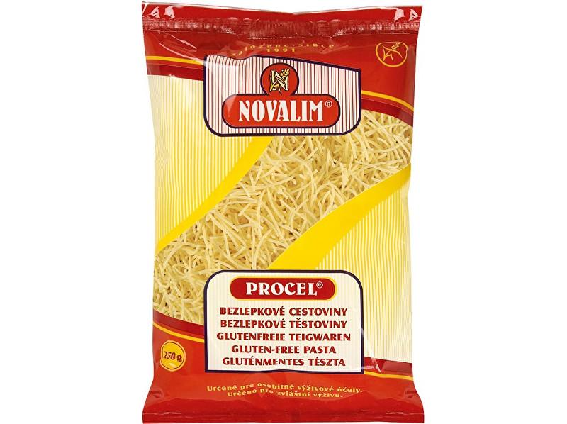 Zobrazit detail výrobku Novalim Bezlepkové těstoviny PROCEL niťovky 250g