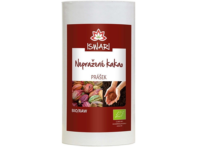 Zobrazit detail výrobku Iswari Bio Kakaový prášek  800 g
