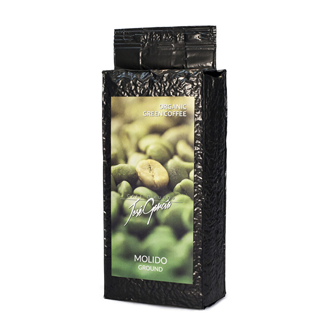 BIO Káva Jose Garcia Diet Organic Green Coffee 400 g