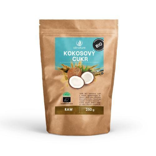 Zobrazit detail výrobku Allnature BIO Kokosový cukr 250 g