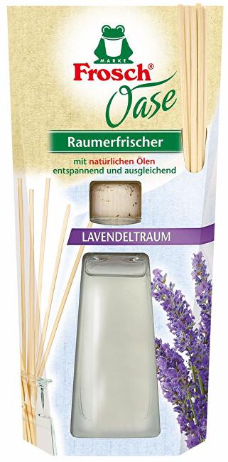 Zobrazit detail výrobku Frosch Bytový parfém Oase Levandule 90 ml