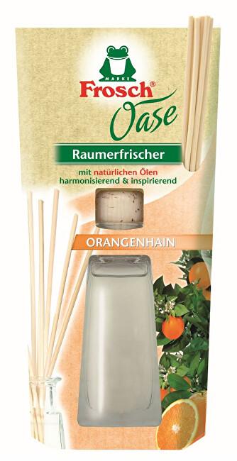 Zobrazit detail výrobku Frosch Bytový parfém Oase Pomerančový háj 90 ml