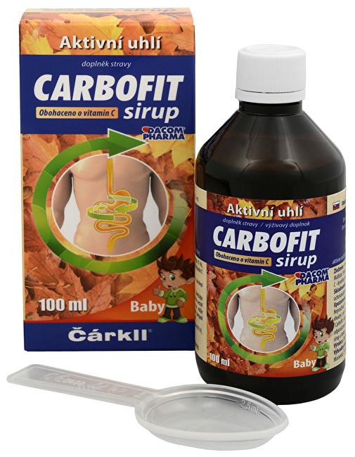 Zobrazit detail výrobku Dacom Pharma Carbofit sirup 100 ml