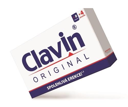 Zobrazit detail výrobku Simply You Clavin Original 8 tob. + 4 tob. ZDARMA