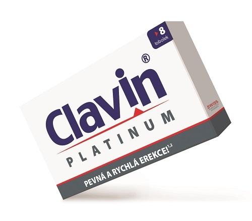 Zobrazit detail výrobku Simply You Clavin Platinum 8 tob.