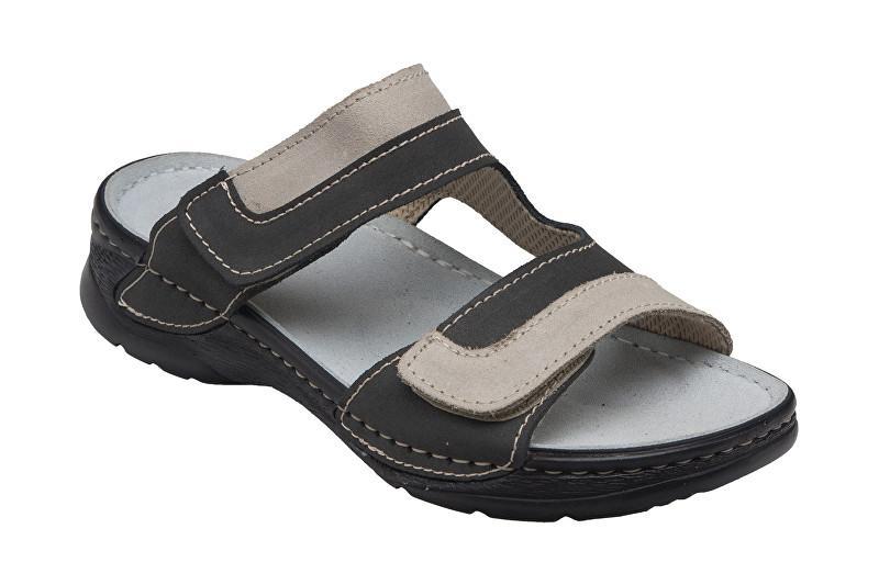 Zobrazit detail výrobku SANTÉ Zdravotní obuv dámská D/12/60/S12/CP černá 41