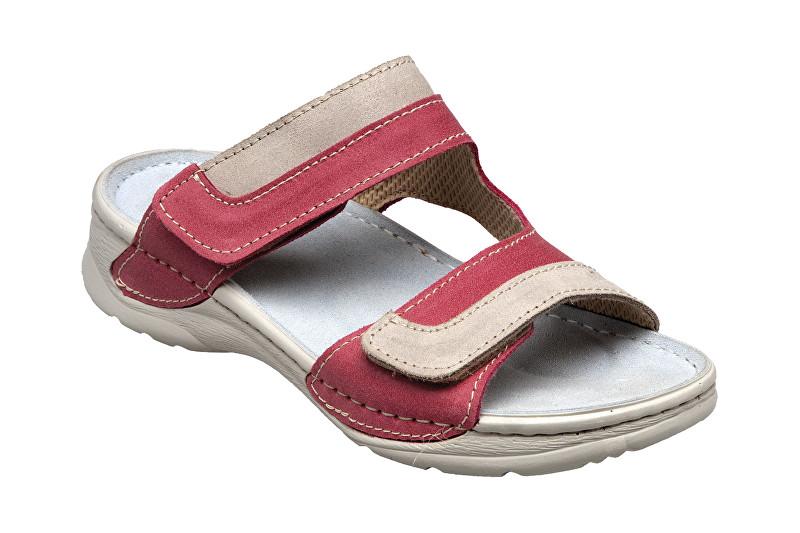 Zobrazit detail výrobku SANTÉ Zdravotní obuv dámská D/12/C30/S12/SP červená 37