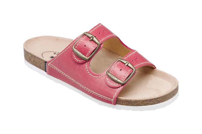 Zobrazit detail výrobku SANTÉ Zdravotní obuv dámská D/21/C30/BP světle červená 35