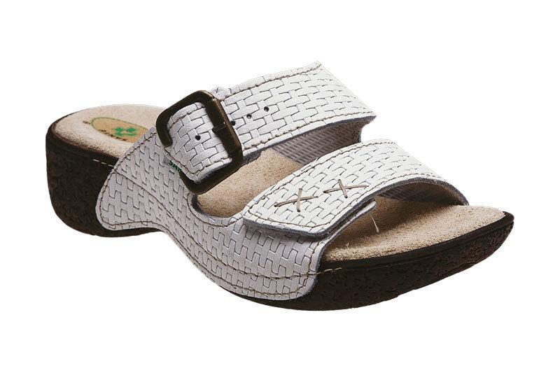Zobrazit detail výrobku SANTÉ Zdravotní obuv dámská N/109/1/01 bílá 40