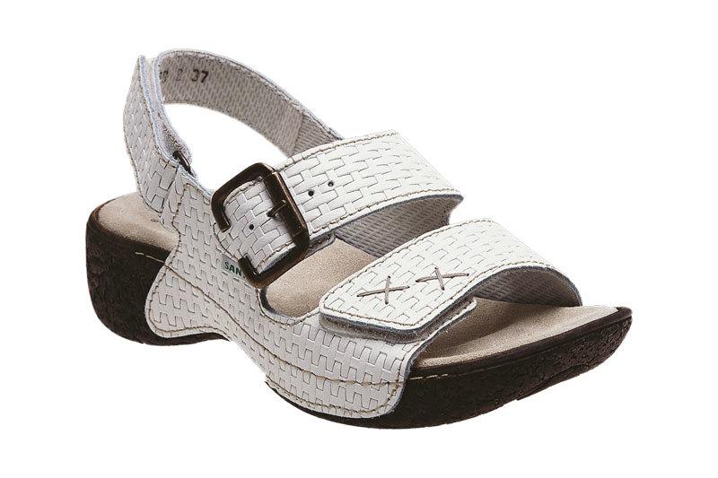 Zobrazit detail výrobku SANTÉ Zdravotní obuv dámská N/109/2/01 bílá 36