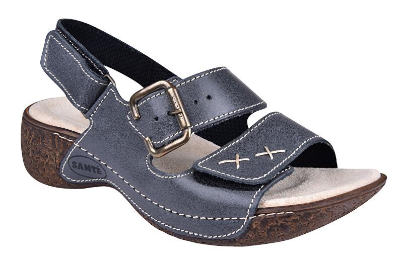 SANTÉ Zdravotná obuv dámska N / 109/2/69 čierna 36