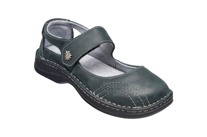 SANTÉ Zdravotná obuv dámska N / 224/8/60 čierna 38