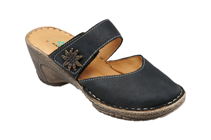 SANTÉ Zdravotná obuv dámska N / 309/1/60 čierna 36