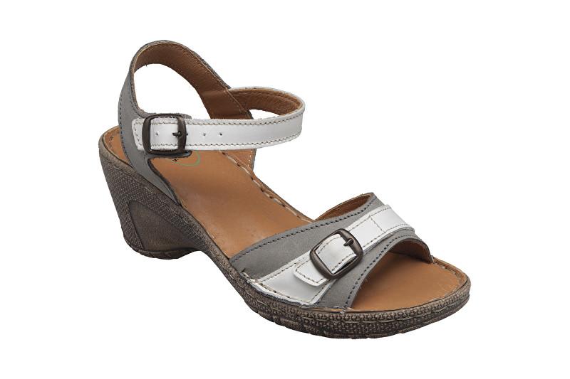 Zobrazit detail výrobku SANTÉ Zdravotní obuv dámská N/309/7/13/10 šedá 42