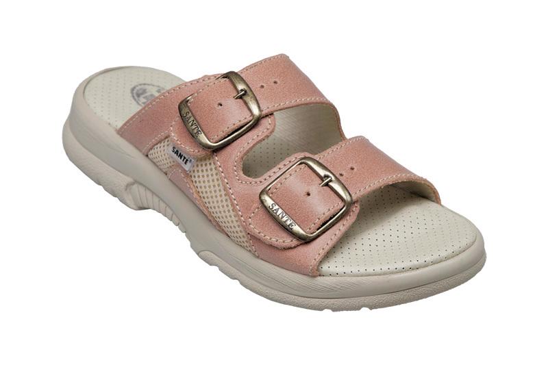 Zobrazit detail výrobku SANTÉ Zdravotní obuv dámská N/517/31/49/S/SP lososová 36
