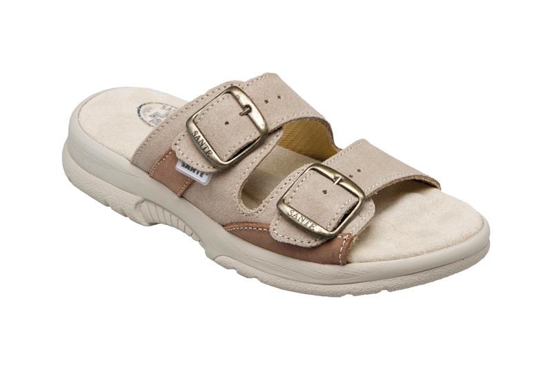 Zobrazit detail výrobku SANTÉ Zdravotní obuv dámská N/517/33/28/47/SP béžovo-hnědá 36