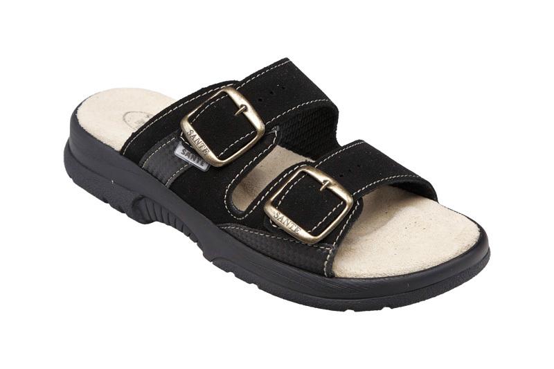 Zobrazit detail výrobku SANTÉ Zdravotní obuv dámská N/517/33/68/CP černá 36