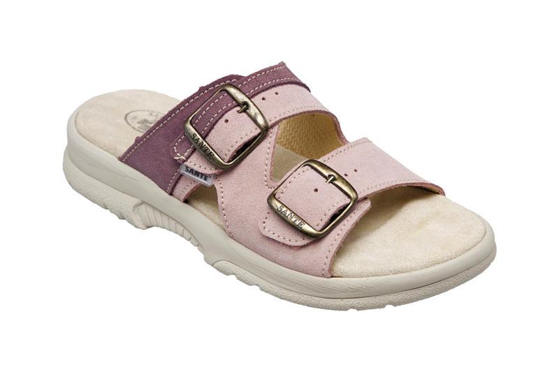 Zobrazit detail výrobku SANTÉ Zdravotní obuv dámská N/517/51/48/57/SP starorůžová 40