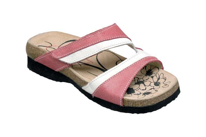 SANTÉ Zdravotná obuv dámska N / 520/7 / C30 / 10 červená 35