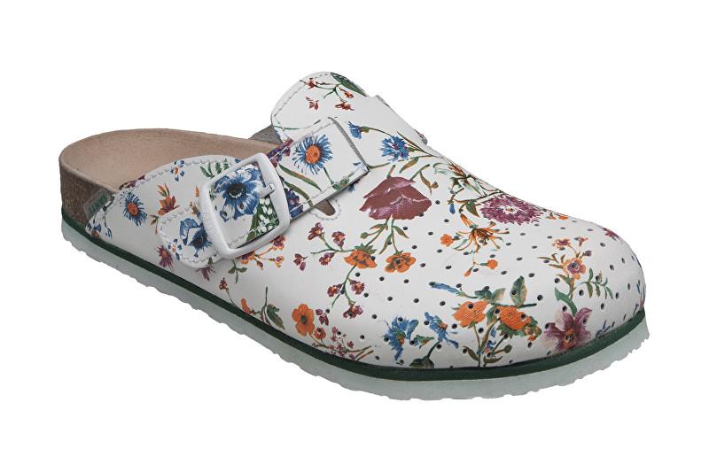 Zobrazit detail výrobku SANTÉ Zdravotní obuv dámská N/71/10K/H bílá 37