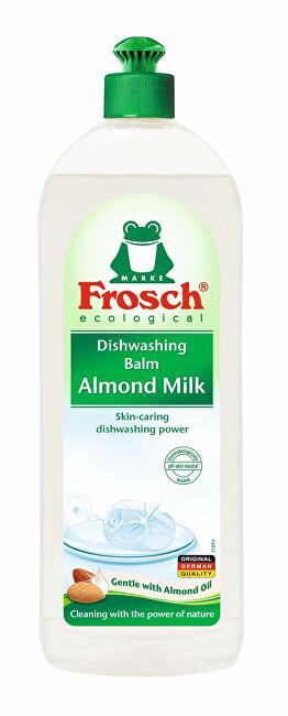 Zobrazit detail výrobku Frosch EKO Balzám na nádobí Mandlové mléko 750 ml