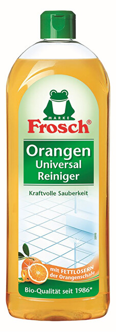 EKO Pomerančový univerzální čistič 750 ml