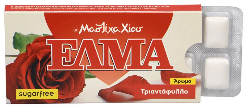 Zobrazit detail výrobku Mastic Life ELMA Rose Chewing Gum 10 ks
