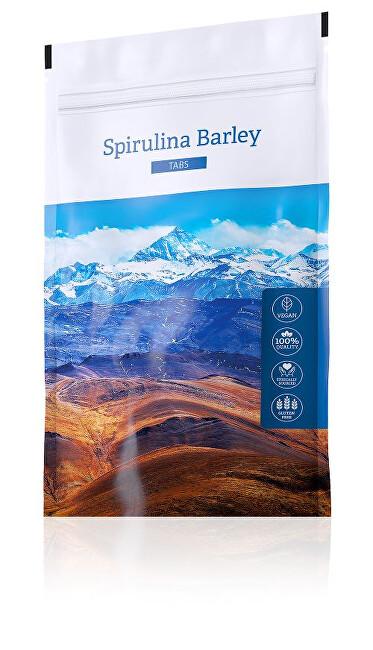Zobrazit detail výrobku Energy Spirulina Barley Tabs 200 tbl.