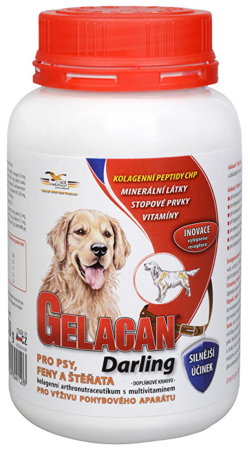 Zobrazit detail výrobku GELACAN Gelacan Darling 150 g