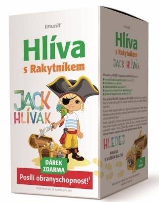 Zobrazit detail výrobku Simply You Hlíva JACK HLÍVÁK pro děti 30 tablet