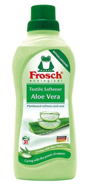 Zobrazit detail výrobku Frosch Hypoalergenní aviváž s aloe vera 750 ml