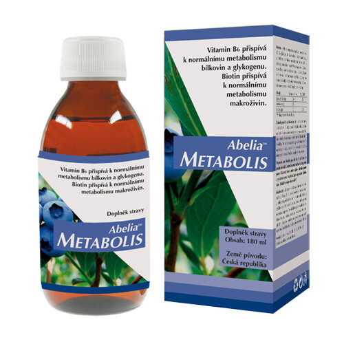 Zobrazit detail výrobku Joalis Joalis Abelia Metabolis 180 ml