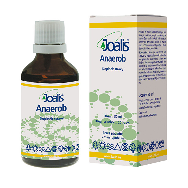Zobrazit detail výrobku Joalis Joalis Anaerob 50 ml