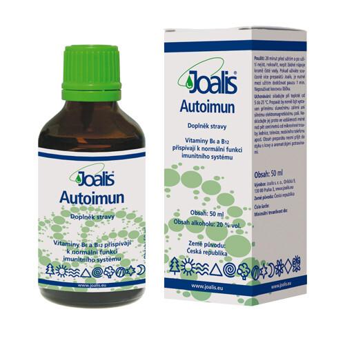 Zobrazit detail výrobku Joalis Autoimun 50 ml