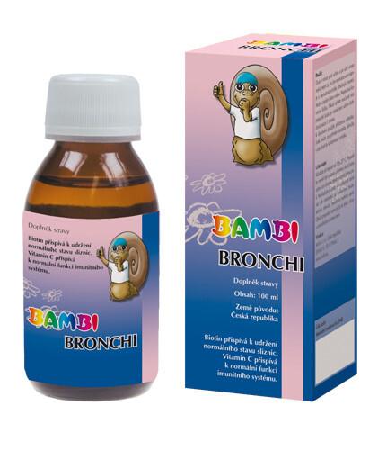 Zobrazit detail výrobku Joalis Joalis Bambi Bronchi 100 ml