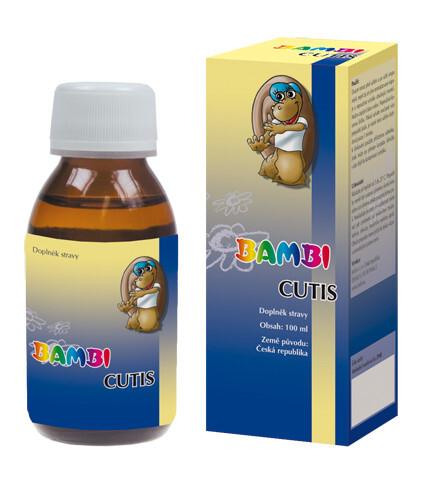 Zobrazit detail výrobku Joalis Bambi Cutis 100 ml